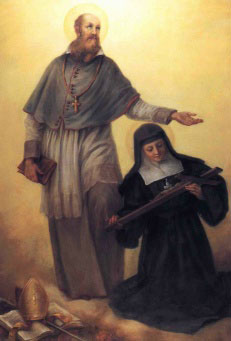 St Francis De Sales Saints Angels Catholic Online