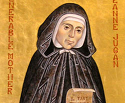 Image of St. Jeanne Jugan
