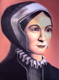 St. Margaret Clitherow: Saint of the Day for Sunday, March 26, 2017