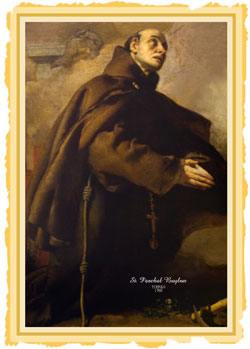 Image of St. Paschal Baylon
