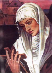 Image of St. Agnes of Assisi