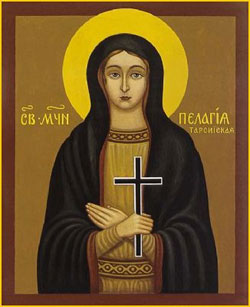 Image of St. Pelagia of Tarsus