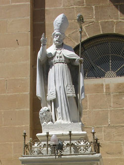 Image of St. Publius