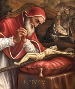 Image of St. Pius V, Pope