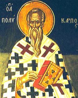 Image of St. Polycarp of Smyrna