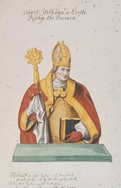Image of St. Willehad of Bremen