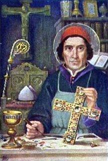 sveti Bernvard - škof in redovnik