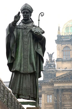 Image of St. Adalbert of Prague