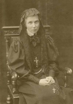 Image of St. Julia Maria Ledochowska