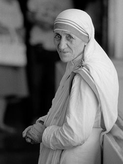 Image of St.Teresa of Calcutta