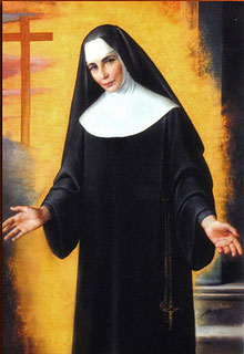 Image of Bl. Maria Repetto