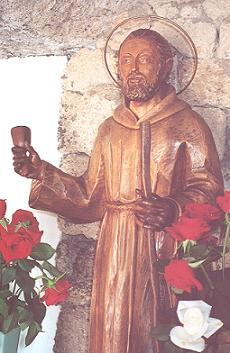 Image of St. Peter of Saint Joseph Betancur