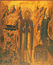 Image of St. John the Hermit