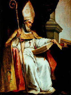 Image of St. Isidore of Seville