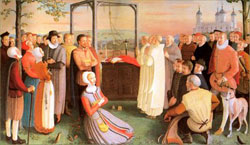 Image of Sts. Philip Evans & John Lloyd, Martyrs