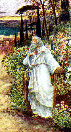 Image of St. Phocas the Gardener