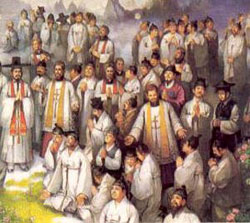 Image of St. Columba Kim Hyo-im