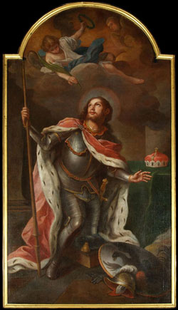 Image of St. Wenceslaus