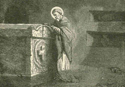 St. Wilfrid: Saint of the Day for Monday, October 12, 2015