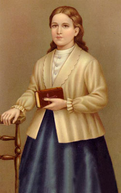 Image of Bl. Narcisa de Jesus Martillo Moran