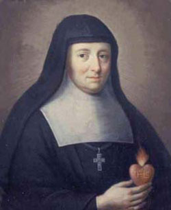 Image of St. Jane Frances de Chantal
