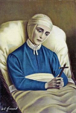 Image of Bl. Anne Catherine Emmerick
