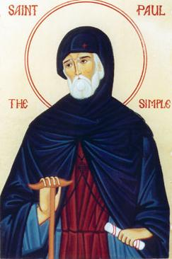 Image of St. Paul the Simple