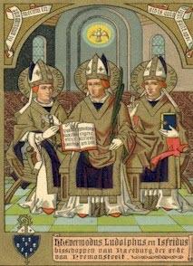 Image of St. Ludolf of Ratzeburg