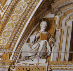 St. Cletus: Saint of the Day for Sunday, April 26, 2015