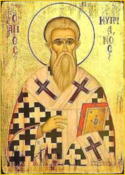 Image of St. Cyprian