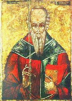 Image of St. Clement of Alexandria