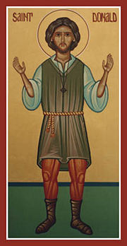 Image of St. Donald of Ogilvy