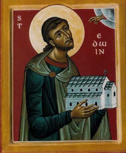 Image of St. Edwin of Northumbria