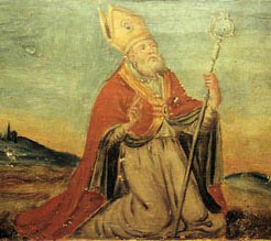 Image of St. Leucius of Alexandria