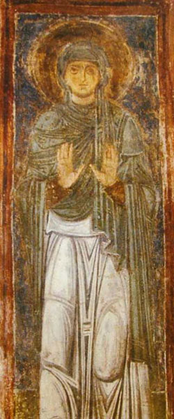 Image of St. Macrina the Younger