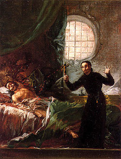 St. Francis Borgia: Saint of the Day for Saturday, October 10, 2015