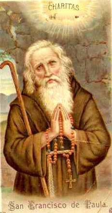 Image of St. Francis of Paola