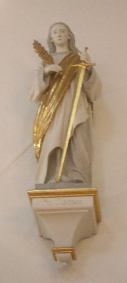 Image of St. Regina