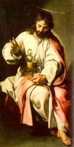 Image of St. John the Evangelist