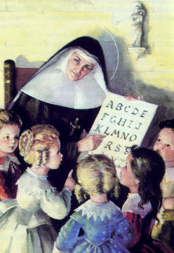Image of St. Joan de Lestonnac