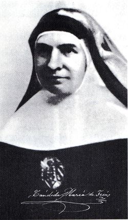 Image of St. Candida Maria of Jesus