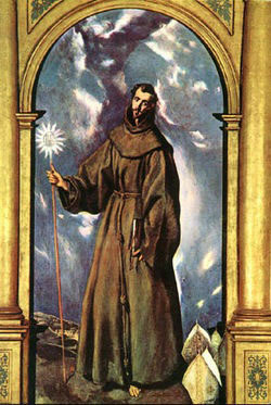 Image of St. Bernardine of Siena