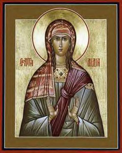 Image of St. Lydia Purpuraria