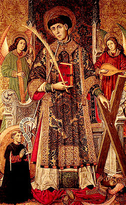 Image of St. Vincent Saragossa