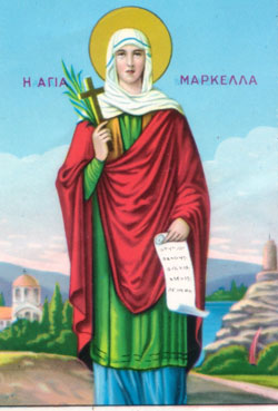 Image of St. Marcella
