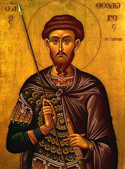 Image of St. Theodore