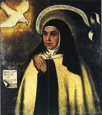 Image of St. Teresa of Portugal