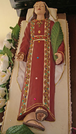 Image of St. Maxima