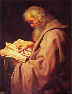 St. Simon: Saint of the Day for Monday, February 18, 2019