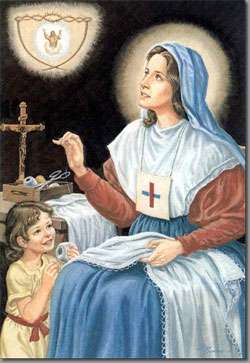 Image of Bl. Anne Mary Taigi